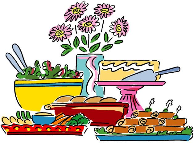 luncheon-clipart-buffet